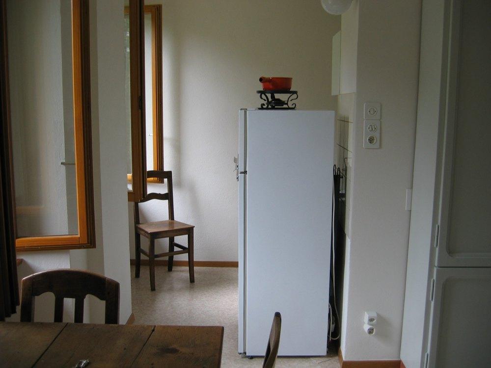 Appartamento peccia for Esszimmer italienisch